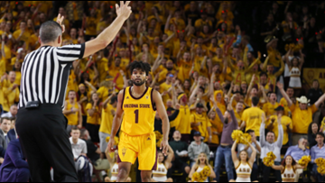 Arizona State makes NCAA Tournament, will play first game vs. St. John's in Dayton