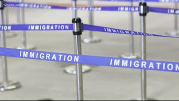 'Give me your poor who can stand on their own 2 feet': What proposed immigration rule change means for Arizona