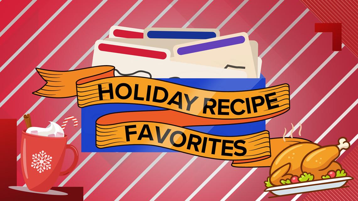 12 News holiday recipes