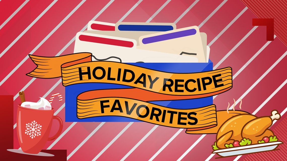 More 12 News holiday recipes