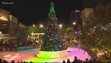 Holiday spirit on display across the Valley