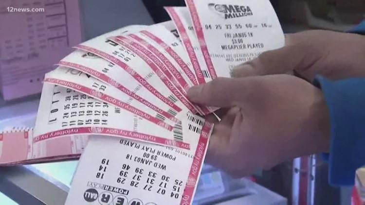 $1 million lottery ticket sold in Gilbert