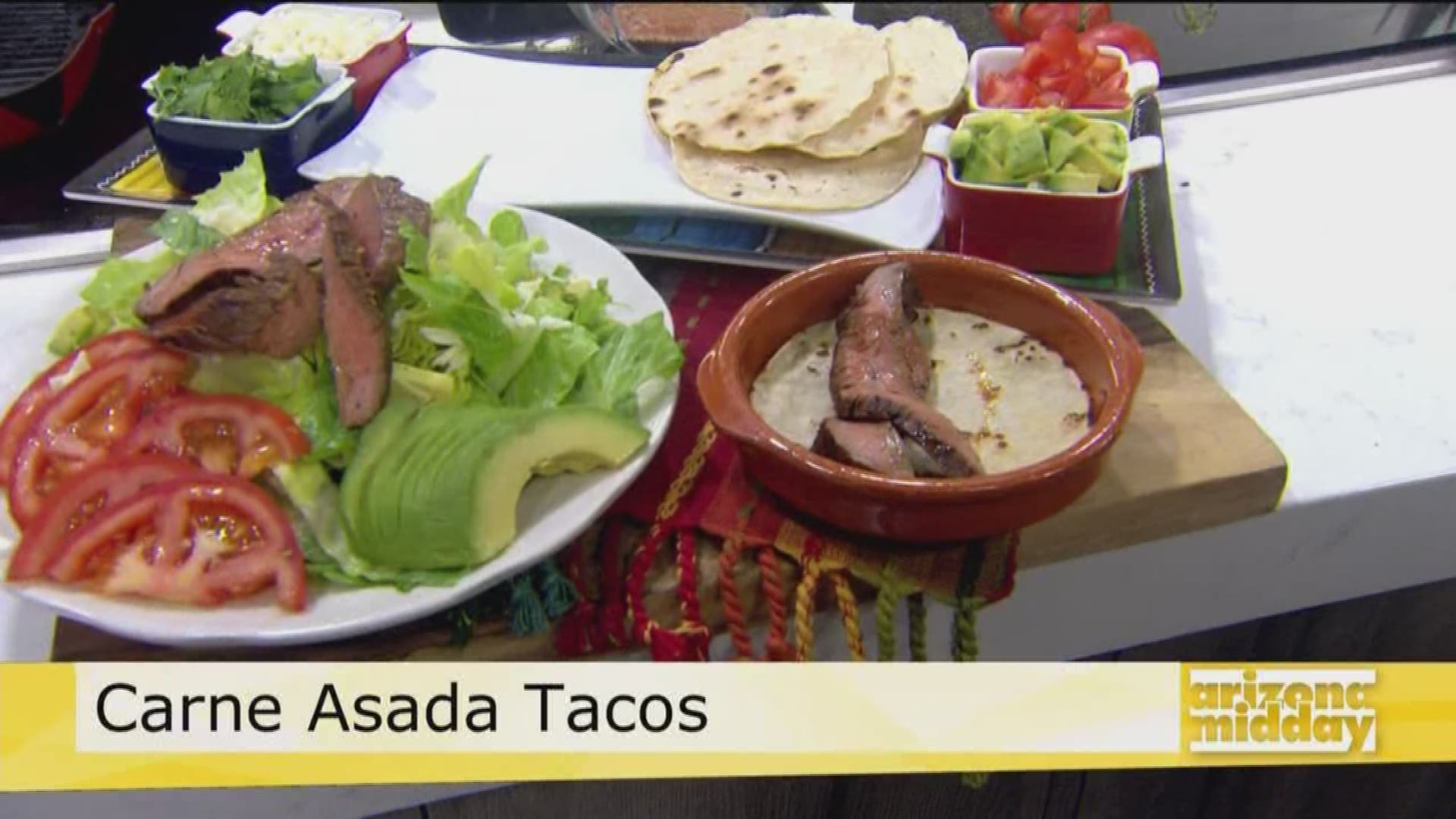Jan's Carne Asada Tacos