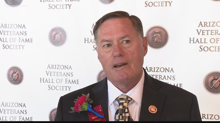 19 veterans inducted into the Arizona Veterans Hall of Fame Society