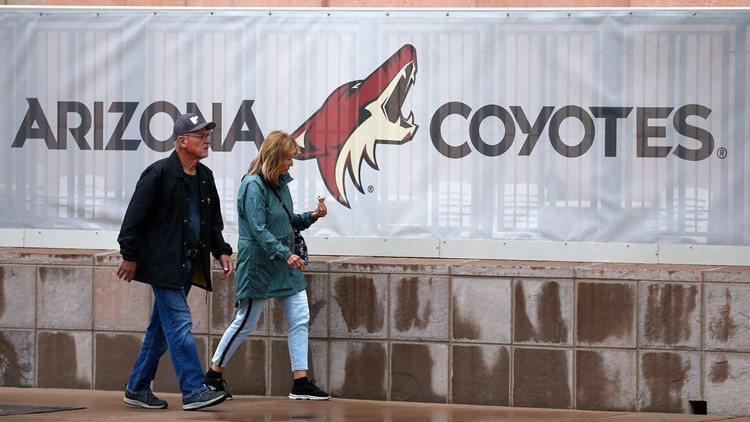 Arizona Coyotes announce dates for 2021 training camp