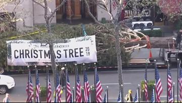 Rockefeller Center Christmas Tree to be lit