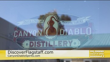 Whiskey with History at Canyon Diablo Distillery
