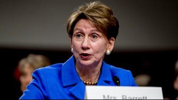 Senate confirms Arizona's Barbara Barrett as new Air Force leader