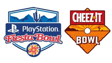 Player gifts for Cheez-It Bowl, Playstation Fiesta Bowl, Arizona Bowl