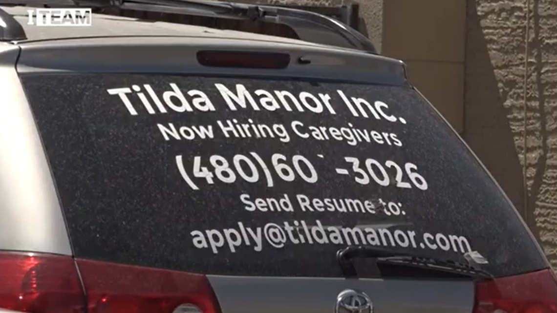 Town of Gilbert changing policing policy for group homes after Tilda Manor murder