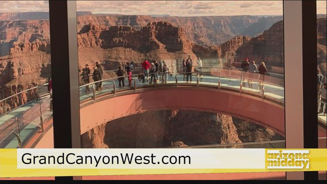 Explore the Grand Canyon in a Whole New Way with Grand Canyon West!