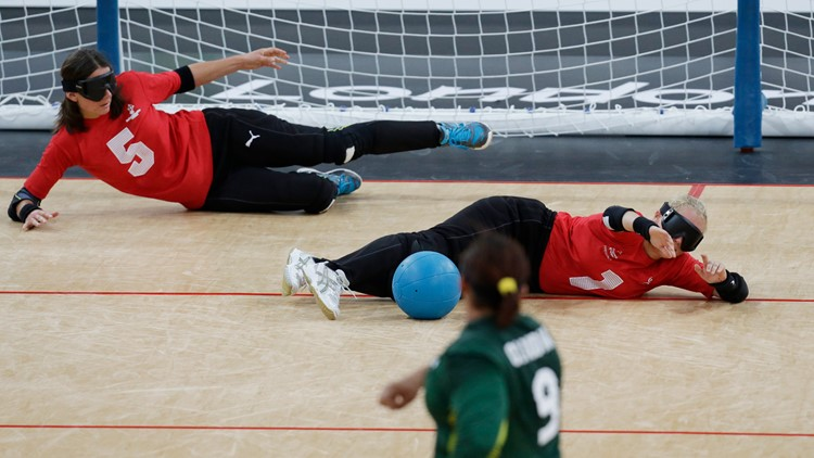 What is goalball? Everything you need to know about the unique sport in the 2020 Tokyo Paralympics