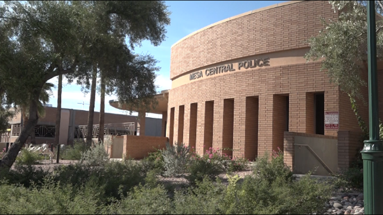 Mesa using portion of COVID-19 relief funding on new crime center