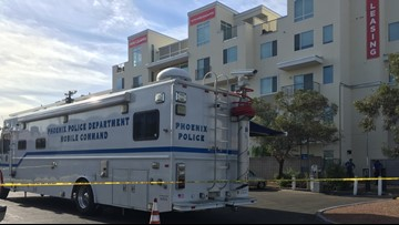 Luke Air Force Base airman shot, killed while allegedly attempting to break into central Phoenix apartment