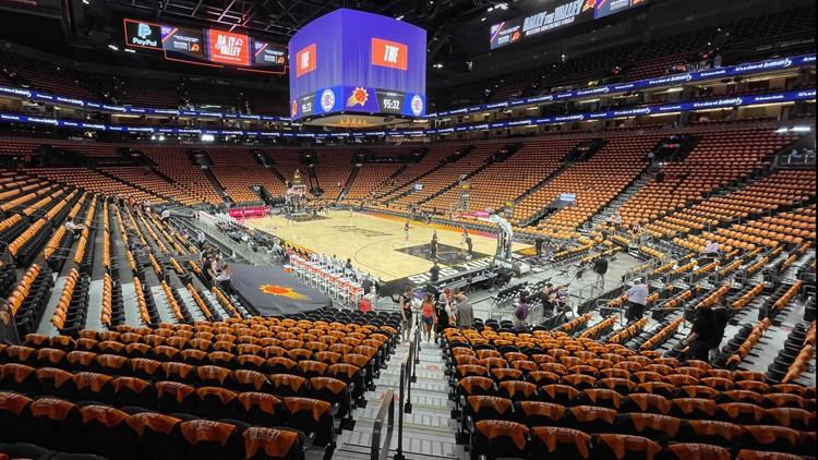 12 News Deportes: Todo listo para el Juego 1 entre Los Angeles Clippers vs. Phoenix Suns en el desierto