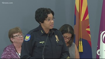 Phoenix PD adopting policies to reduce officer-involved shootings