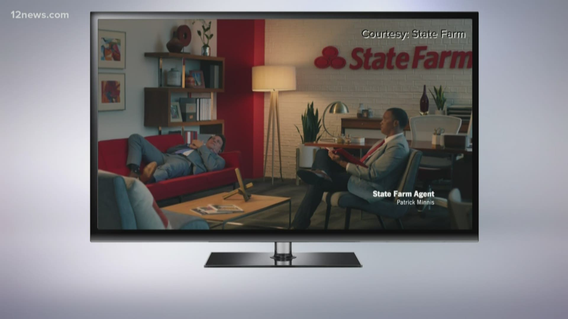 State Farm commercial with Aaron Rodgers and Patrick ...