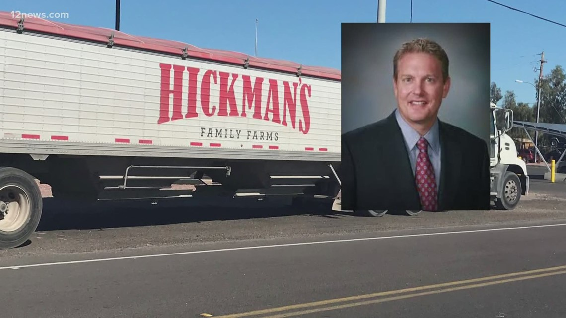 'It stinks like decaying flesh': Lawsuits claim Hickman Farms is a nuisance