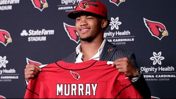 Arizona Cardinals sign Kyler Murray, five other rookies to contracts