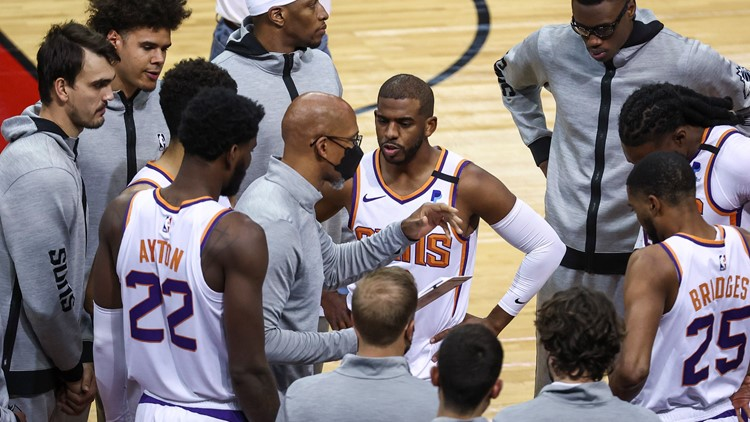 Reports: Suns coach Monty Williams voted NBA 'Coach of the Year' by peers