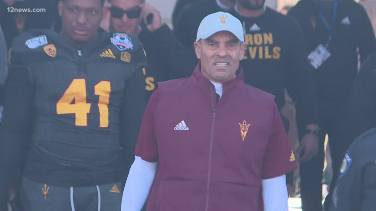 'It's not a light switch': ASU football coach Herm Edwards speaks on delayed season, social justice