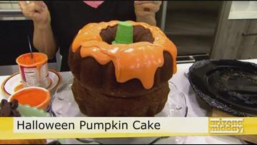 Jan's Pumpkin Bundt Cake