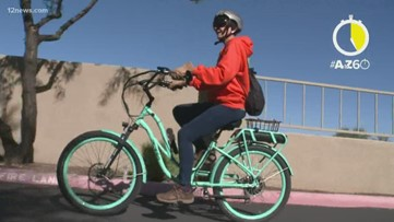 AtoZ60: Cruise with Pedego Electric Bikes in Glendale