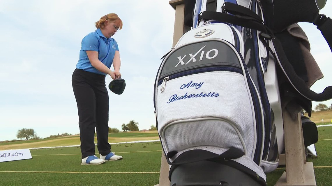 Sunday Showcase: Amy Bockerstette continues to grow the game of golf
