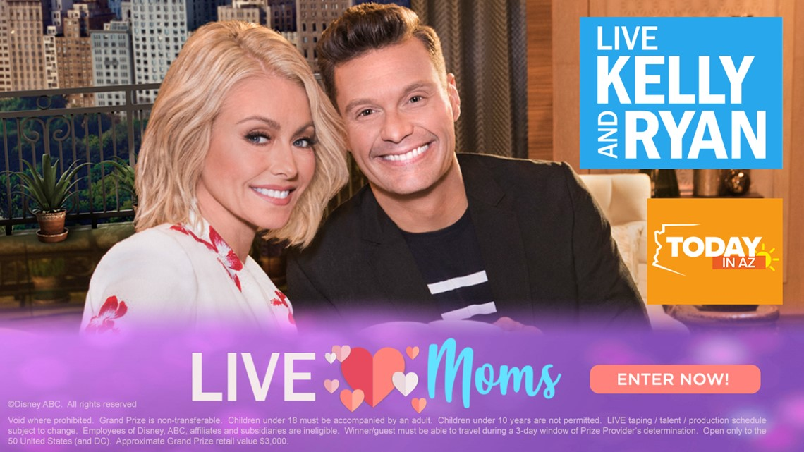 sweepstakes today new today in az live loves moms sweepstakes 12news com 1900