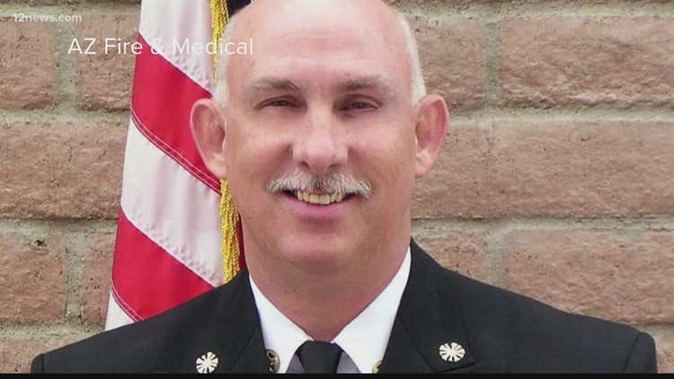 Retired Tucson fire chief, U.S. forest fire pilot dies in aircraft accident while fighting Cedar Basin Fire