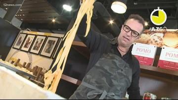 AtoZ 60: Pomo Pizzeria serving up homemade pasta just like mom makes