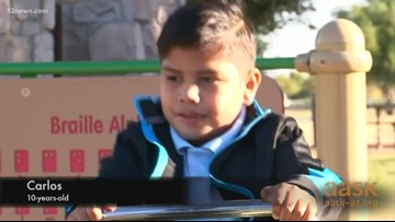 Wednesday's Child: Carlos looks to find his forever family