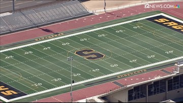 Saguaro High School football players hospitalized after outdoor practice