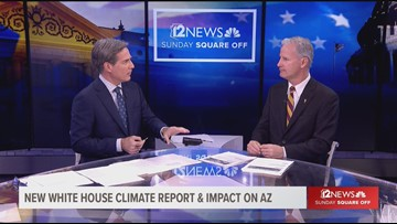 Ominous forecast for Arizona in climate report