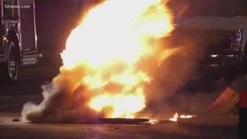 Report on downtown Phoenix APS electric vault fire shows no violations