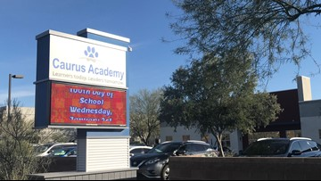 Art teacher at Anthem charter school showed 4th graders 'inappropriate content,' officials say