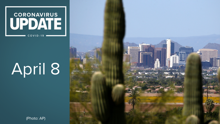 Here is everything you need to know about the coronavirus in Arizona on April 8