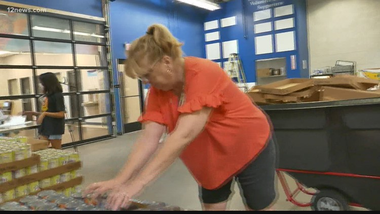 United Food Bank volunteers help fulfill a vital need in the Valley community