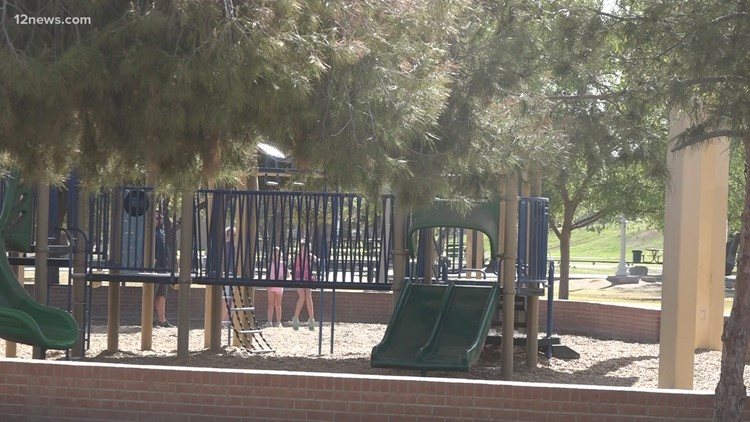 Some restrictions in effect at Phoenix parks for Easter