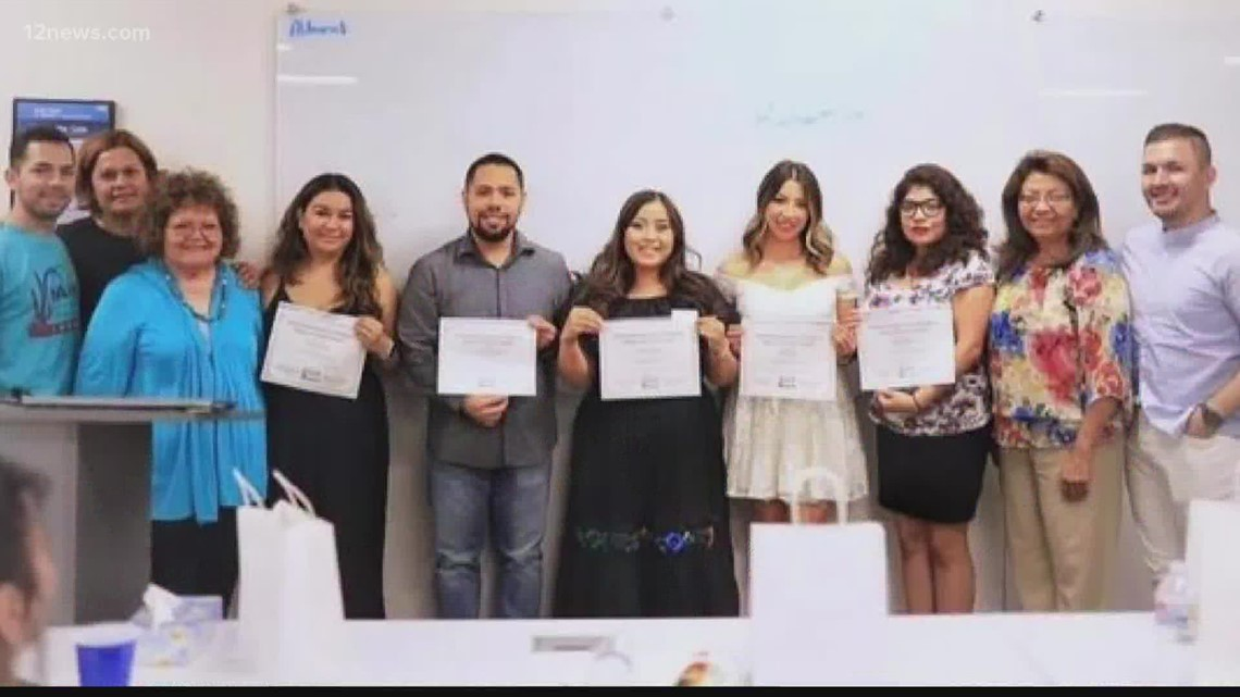 Group of Hispanic nurses take on integral role, caring for under-served communities during COVID-19