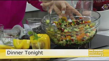 Make this Refreshing Salad in Minutes!