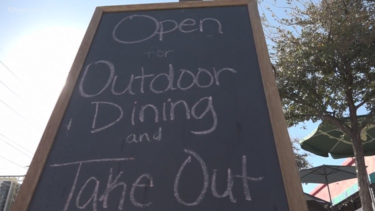 'I'm not making any major changes': Valley business owners react to Ducey's executive order