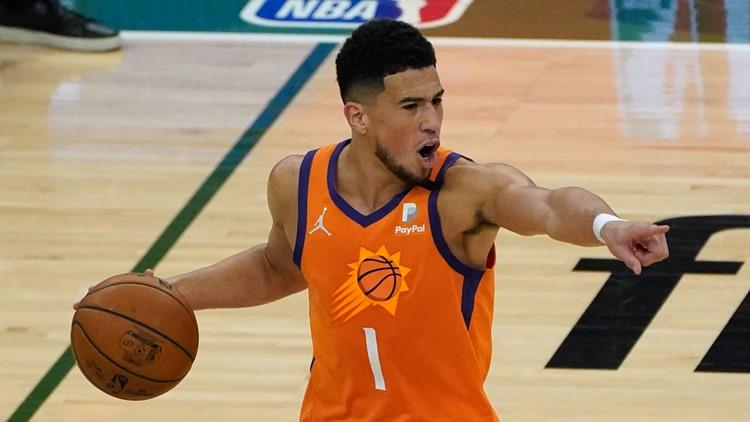 Juego 4: Los Phoenix Suns caen ante los Milwaukee Bucks 103-109