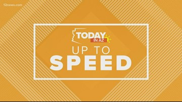 Get 'Up to Speed' Wednesday morning