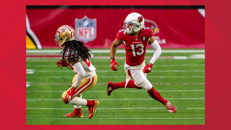 Christian Kirk placed on Reserve/COVID-19 list ahead of game against Rams