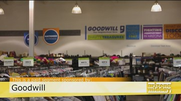 Spring Cleaning with Goodwill