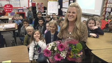 A+ Teacher of the Week: An incredible instructor from Acacia Elementary School