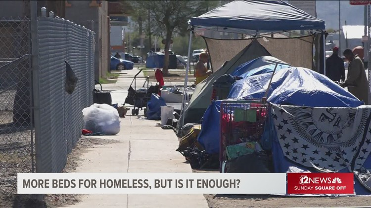 Phoenix expands homeless shelter. Did it go far enough?