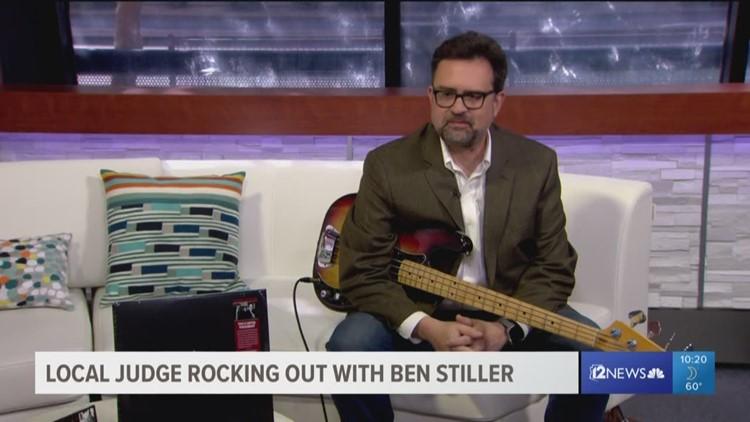 Arizona appeals judge releases EP with Ben Stiller