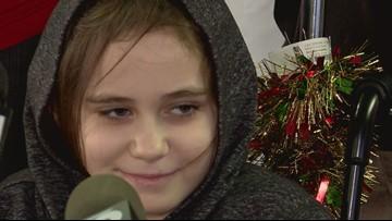 Burn survivor leaves hospital after 9-month recovery